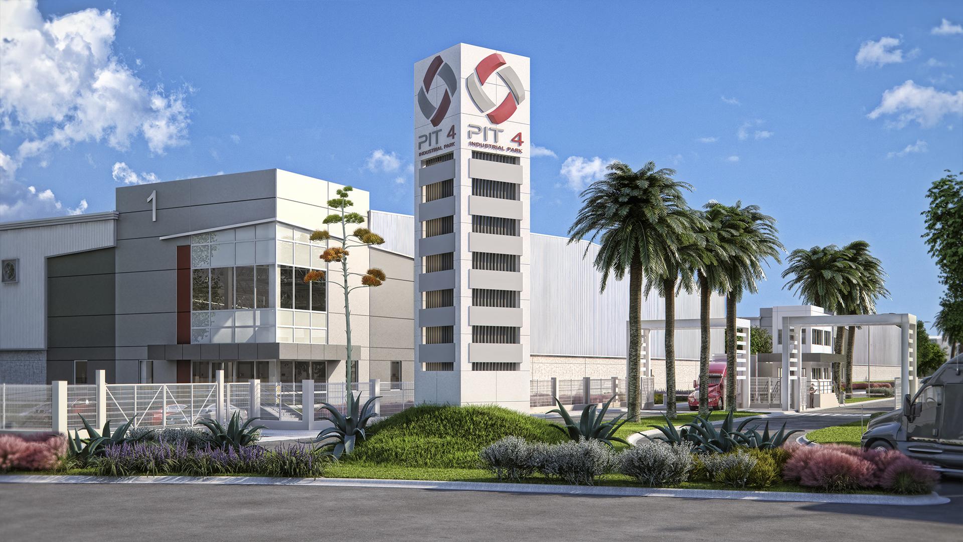 Parque Industrial Hines PIT 4 Guadalajara